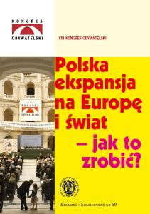 Polska ekspansja na Europę i świat – jak to zrobić?