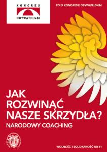 Jak rozwinąć nasze skrzydła? Narodowy Coaching