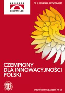 Czempiony dla innowacyjności Polski