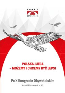 Polska jutra - możemy i chcemy być lepsi