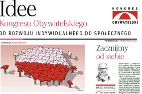 Maciej Bennewicz - Idee Kongresu Obywatelskiego, Rzeczpospolita
