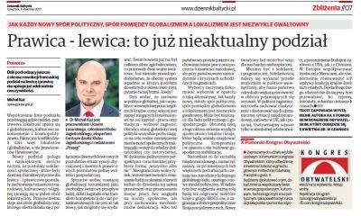 Michał Kuź_Dziennik Bałtycki