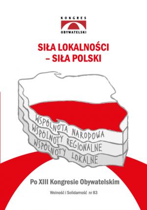WiS 83 - Siła lokalności - siła Polski