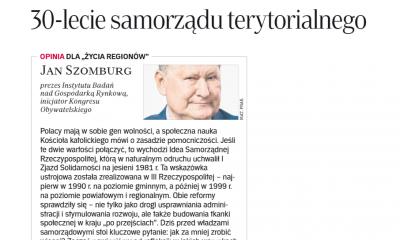 komentarz dra Jana Szomburga